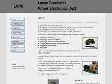 Lasse Grønbech Power Electronics ApS
