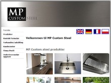 Mp Custom Steel v/Martin Poulin Hansen